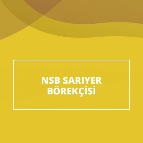NSB Sarıyer Börekçisi